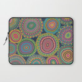 Boho Patchwork-Eden colors Laptop Sleeve