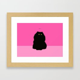 Persian Boo Boo Framed Art Print