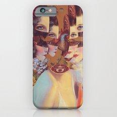 frame of mind *collage iPhone 6 Slim Case