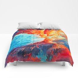 Toúlou Comforters