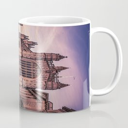 Bath Somerset Abbey yard  Coffee Mug