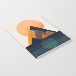 Twin Sun Notebook