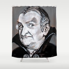 Grandpa Munster Shower Curtain