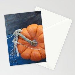 Blue Pumpkin Stationery Cards