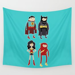 Adventure League Wall Tapestry