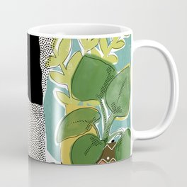 Jungle Queen Coffee Mug