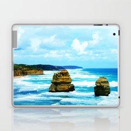 Rough Waters Laptop & iPad Skin