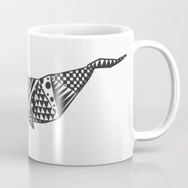 Unicorn of the seas Coffee Mug