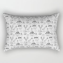 Witchy Things Rectangular Pillow