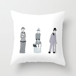 urban dwellers. Tbilisi Throw Pillow