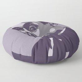 Ralph Ellison Floor Pillow