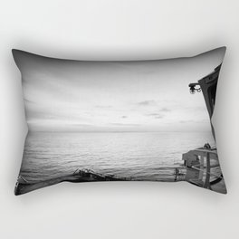 On Board Rectangular Pillow