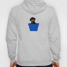Griffey in a bucket Hoody