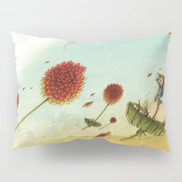 Seeds In The Wind Pillow Sham