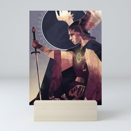 Die Walküre (The Valkyrie) Mini Art Print