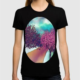 Cherry Blossom Trees T-shirt