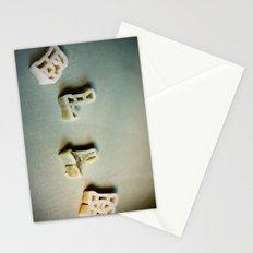 BLAH... Stationery Cards