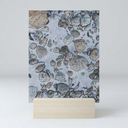 Snow & Rock Mini Art Print