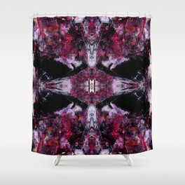 Body And Soul Shower Curtain