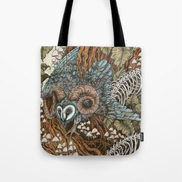 Bone Picker Tote Bag