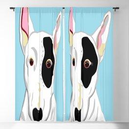 Bull Terrier Blackout Curtain