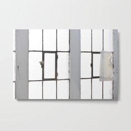 Windows Metal Print