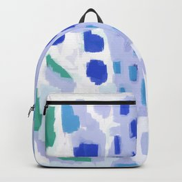 Otton - pastel dream dorm college abstract home decor modern art painting Backpack