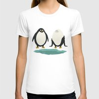 suit T-shirts featuring bathing suit by gotoup
