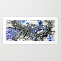 Feather #2 Art Print