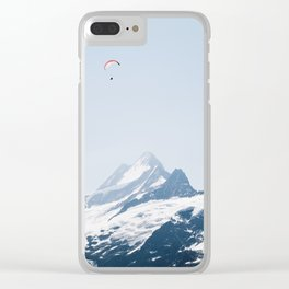 Grindelwald First – Switzerland Clear iPhone Case
