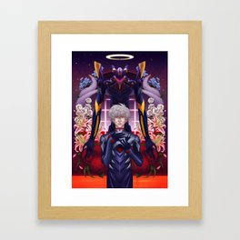 The Fifth Child Framed Art Print