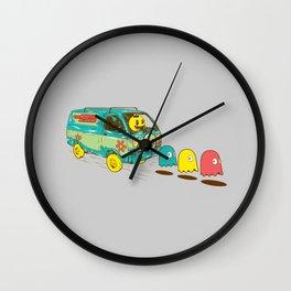 Loan Van Wall Clock
