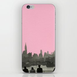 New York Nights iPhone Skin