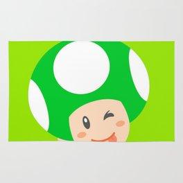 Green Toad Rug