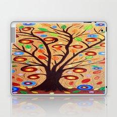 Abstract tree 4 Laptop & iPad Skin