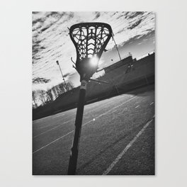 Laxin it up Canvas Print