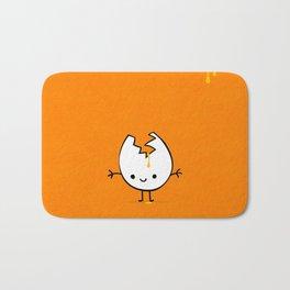 Mr Egg Bath Mat