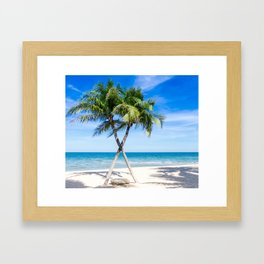 Carribean Framed Art Print
