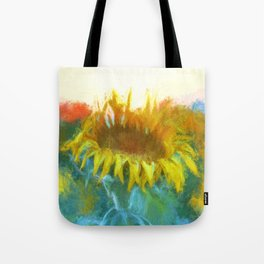 Sunflower Glow Tote Bag