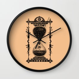 TRUST THE UNIVERSE Wall Clock