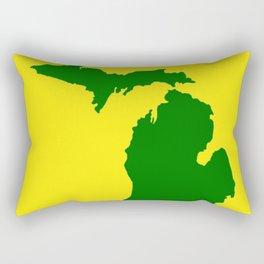 Michigan Football Rectangular Pillow