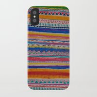 decal iPhone & iPod Cases featuring TRIBAL CRAYON / by Vasare Nar