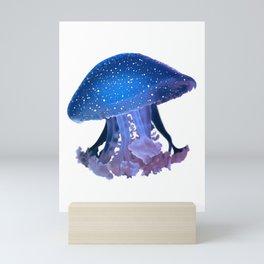 Spotted jellyfish 1 Mini Art Print