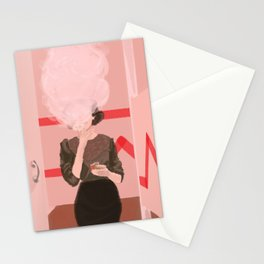 """and i get what i want"" Stationery Cards"