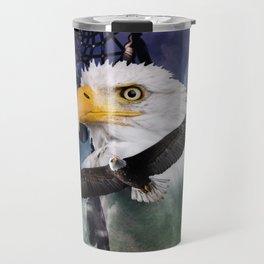 Eagle Spirit Travel Mug