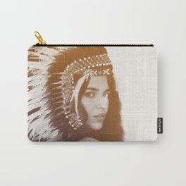 Tribal Girl, Photography Carry-All Pouch