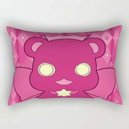Monochromatic Kuma Ginko Rectangular Pillow