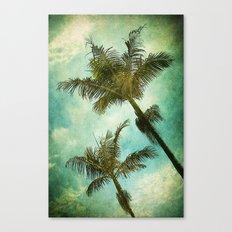 I'M BAAAACK!!! Canvas Print