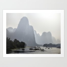Li River China Art Print