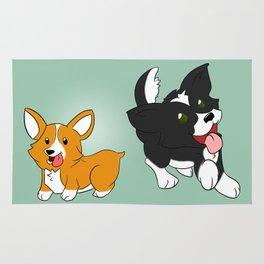 Doggies! Rug